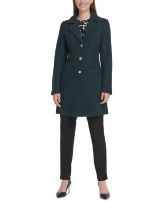 Three-Button Topper Jacket