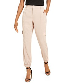 INC Solid Utility Pant, Created For Macy's