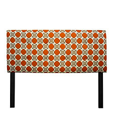 Sole Designs Halo Adjustable Upholstered Headboard, Queen Size