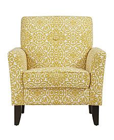 Handy Living Adrian Arm Chair
