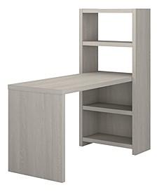 Echo Bookcase Desk