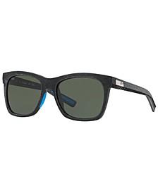 Women's Polarized Sunglasses, Caldera 55