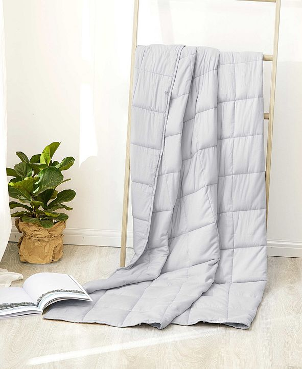 Pur Serenity 15 lbs Cotton Weighted Blanket