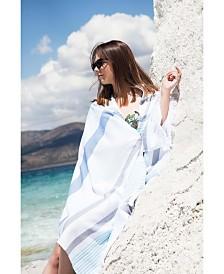 Ozan Premium Home Ocean Breeze Pestemal Beach Towel