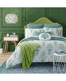 J by J Queen Kayani King 3pc. Comforter Set