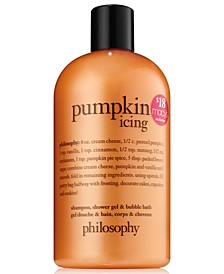 Created for Macy's Pumpkin Icing Shampoo, Shower Gel & Bubble Bath, 16-oz.