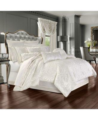 J Queen Cordelia King 4pc. Comforter Set