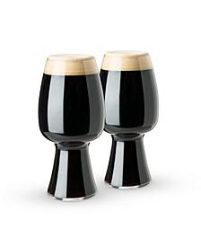 21 Oz Craft Stout Glass Set of 2