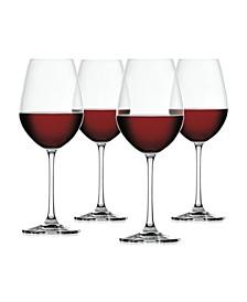 Salute 19.4 Oz Wine Glass Set of 4