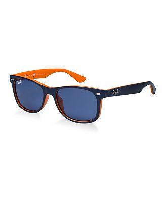Ray-Ban Junior Sunglasses, RJ9052S NEW WAYFARER KIDS ...