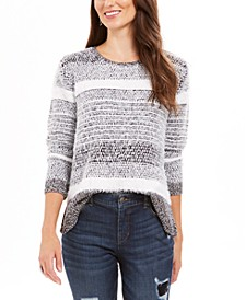 Textured Eyelash Sweater, Created For Macy's