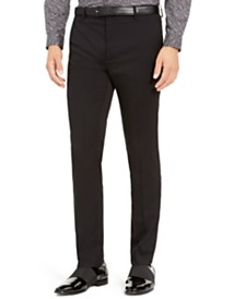 I.N.C. Men's Slim-Fit Stretch Twill Pants, Created For Macy's