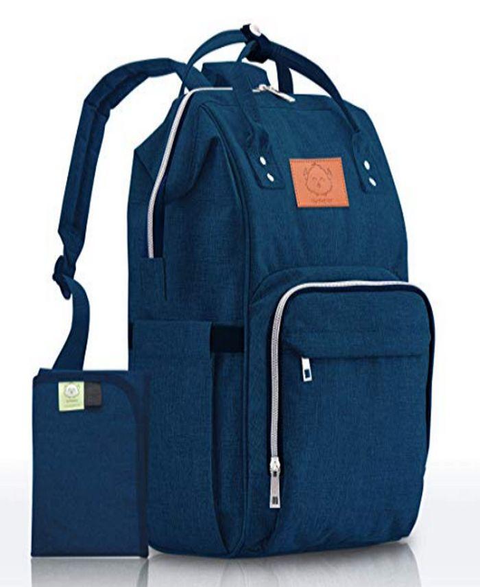 KeaBabies - Original Diaper Backpack