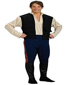Buy Seasons Men's Star Wars Deluxe Han Solo Costume