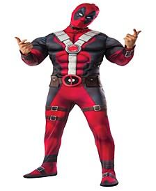 Buy Seasons Men's Deadpool Movie Deluxe Costume