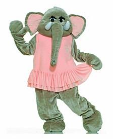 Buy Seasons Women's Elephant Plush Economy Mascot Costume
