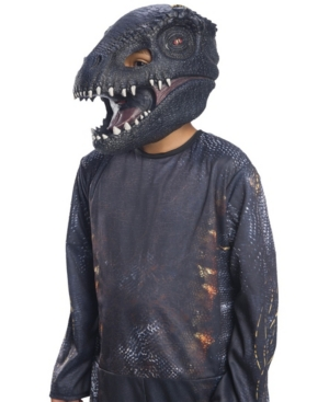 Buy Seasons Adult Jurassic World Villain Dinosaur 3/4 Mask