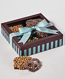 12-Pc. Pretzels & Graham Crackers Gift Box