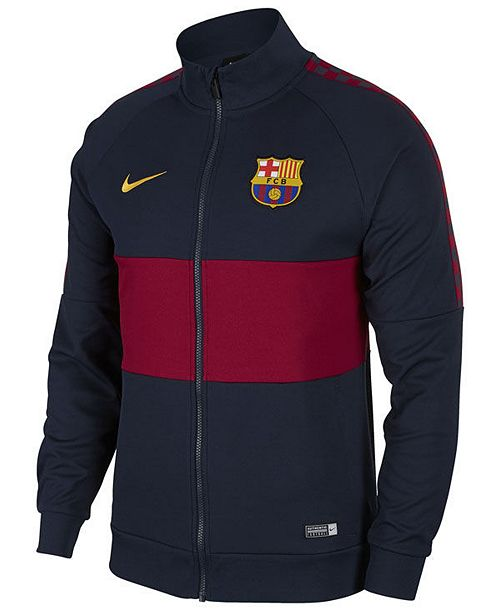 Nike Men's FC Barcelona Club Team I96 Jacket