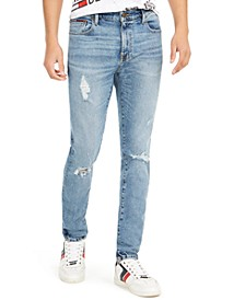 Men's Hendrix Skinny-Fit Jeans, Created For Macy's