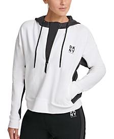 Sport Half-Zip Fleece Hoodie