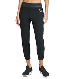 Relaxed-Leg Fleece Joggers