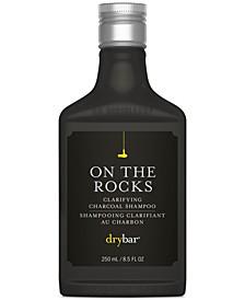 On The Rocks Clarifying Charcoal Shampoo, 8.5-oz.
