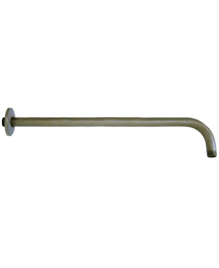 Kingston Brass - Claremont 17-Inch Rain Drop Shower Arm