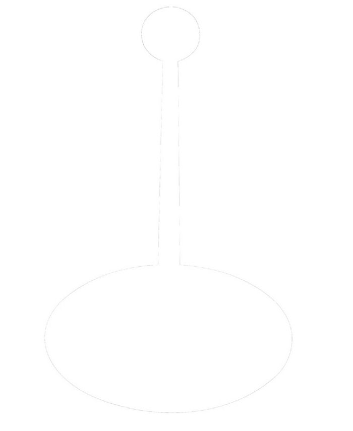 Kingston Brass - Victorian Shower Head with 17-Inch Ceiling Mounted Shower Arm