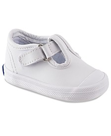 Champion Toe-Cap T-Strap Shoes, Baby Girls & Toddler Girls