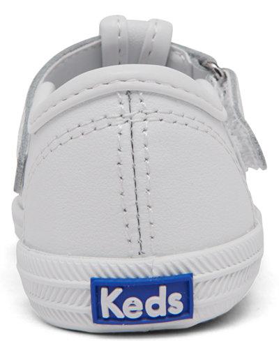 760bb628b64b38 Keds Champion Toe-Cap T-Strap Shoes