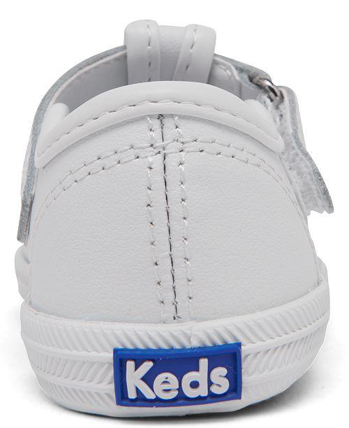 9267a9ad989 Keds Champion Toe-Cap T-Strap Shoes