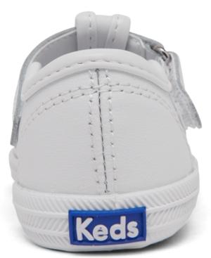 Keds Champion ToeCap TStrap Shoes Baby Girls  Toddler Girls