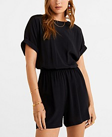 Knotted Romper