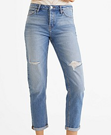 Ripped Relax Jeans