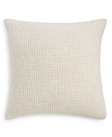 "Hotel Collection Honeycomb 22"" x 22"" Decorative Pillow, Created for Macy's"