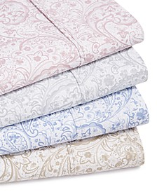 Haven Printed 350-Thread Count 4 Pc. Sheet Sets