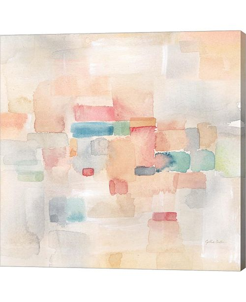 "Metaverse Desert Dreams Square I by Cynthia Coulter Canvas Art, 24"" x 24"""