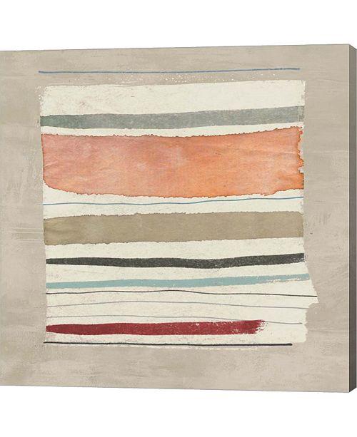 "Metaverse Washed Away I by Viola Bertel Canvas Art, 24"" x 24"""