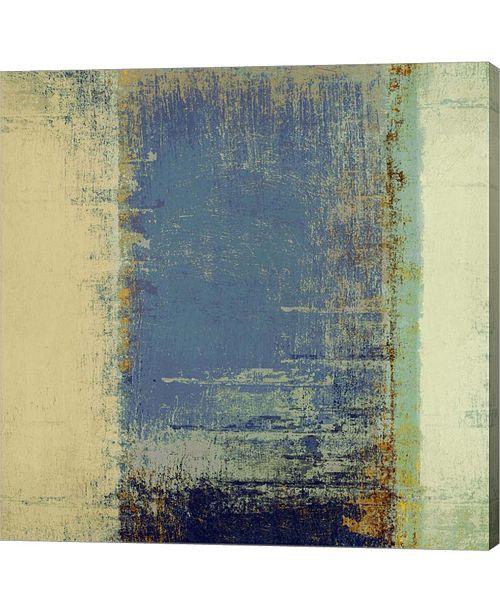 "Metaverse Rainbow Segment I by Ruggero Falcone Canvas Art, 24"" x 24"""