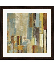 "Tribeca II by Tom Reeves Framed Art, 32"" x 32"""