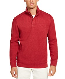 Men's Playa Pina Port Quarter-Zip Sweatshirt, Created For Macy's