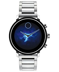Connect 2.0 Stainless Steel Bracelet Touchscreen Smart Watch 42mm