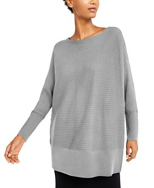 Eileen Fisher Boat-Neck Sweater