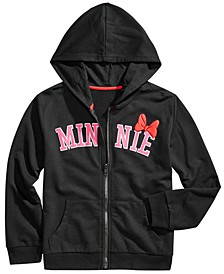 Big Girls Minnie Mouse Hoodie