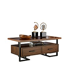 Helena Two Drawers Cocktail Table