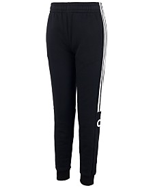 adidas Little Boys Linear Jogger Pants