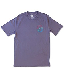 Maui and Sons Men's Pipeline Classic Logo Graphic T-Shirt