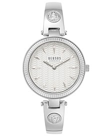 Women's Brigitte Stainless Steel Bracelet Watch 34mm