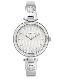 Women's Brigitte Stainless Steel Bracelet Watch 34mm